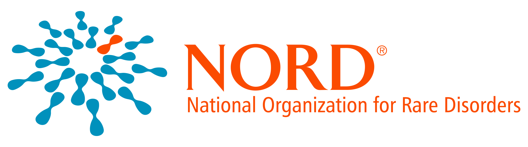 National Organization for Rare Disorders Logo - United MSD Foundation